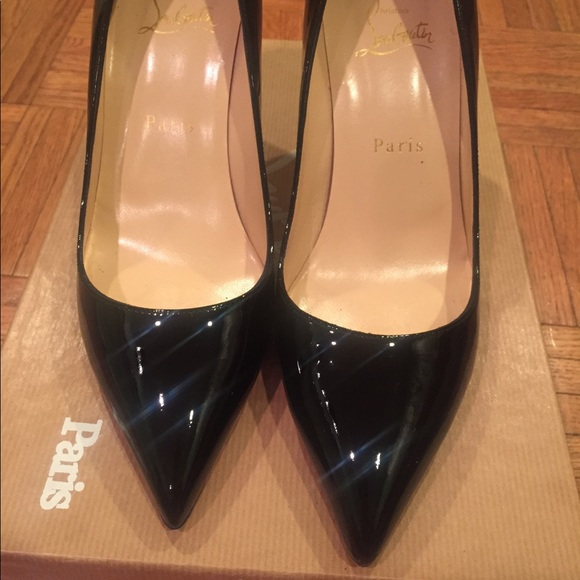 f8ab4697f43 Christian Louboutin Pigalle Patent 85